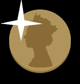 Gold IRA Collectible Coins icon