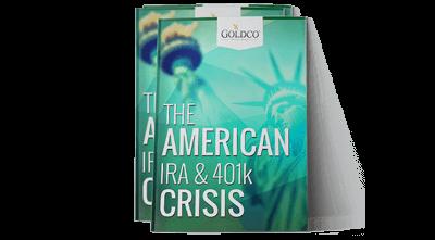 The American IRA & 401k Crisis
