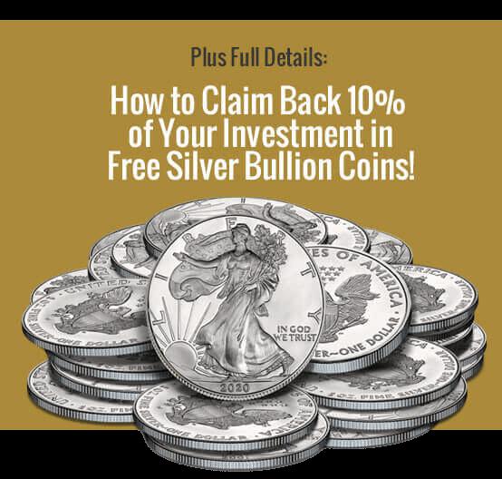 Free Silver Bullion Coins