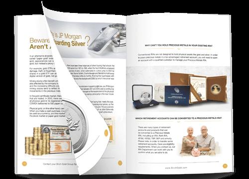 2021 Gold IRA Account Information Guide Sneak Peek