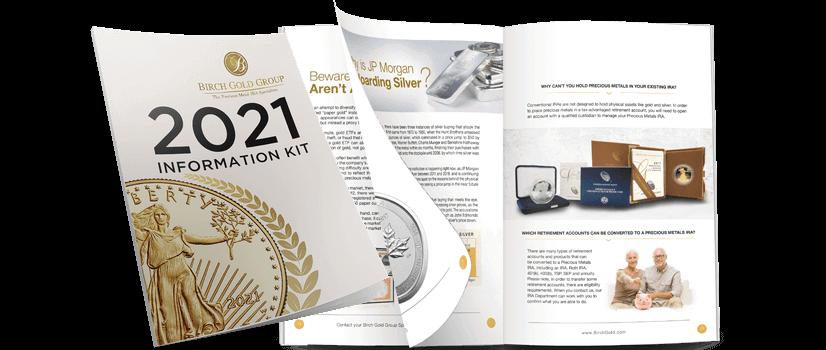 2021 Gold IRA Account Information Kit